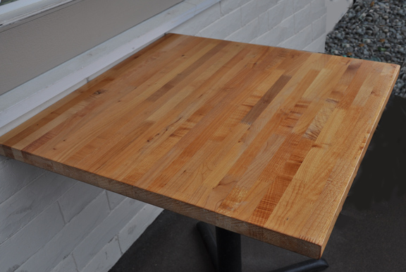 maple butcher block table tops island and counter tops